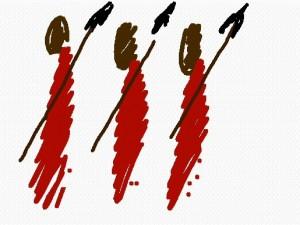 masai acquerello
